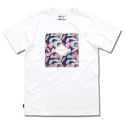 TROPICAL short sleeve - white