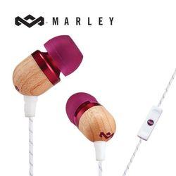 MARLEY Smile Jamaica 밥말리 이어폰 [퍼플]