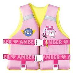 (위니코니)엠버 부력보조복 20kg (구명조끼)핑크 구형