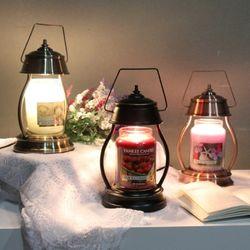 라움데코 향기솔솔 로맨스 캔들워머+치어플캔들