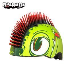Raskullz 슬라임볼 자전거 스포츠 헬멧RS8035191