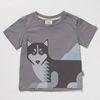 [두부x껌북] Dog 티셔츠 (허스키)