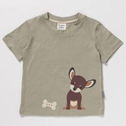 [두부x껌북] Dog 티셔츠 (치와와)