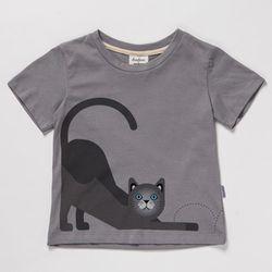[두부x껌북] Cat 티셔츠 (코라트)