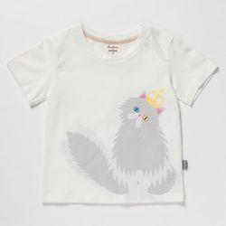 [두부x껌북] Cat 티셔츠 (페르시안)