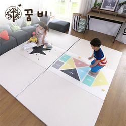 [꿈비 짱짱매트]D300-사방치기 /놀이방 폴더 아기매트