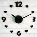 한숲하우스 에디씨 006 DIY벽시계