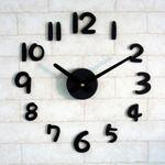 한숲하우스 에디씨 002 아크릴 DIY 벽시계