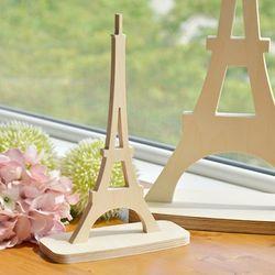 자작나무 에펠탑-반제품 (Small)