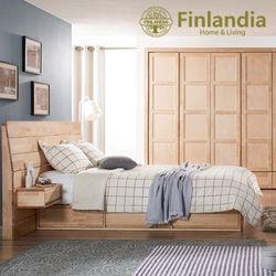 핀란디아 디바인 베드룸 세트A(360cm)