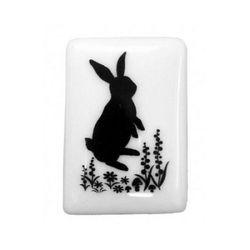 실루엣 스탬프 G 시리즈 : 숲속의 토끼