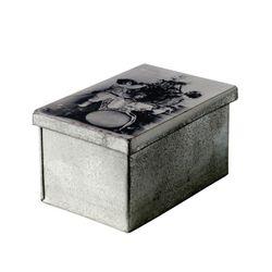 [Blooming Ville]Box. zinc. merry x-mas871007