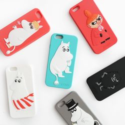 Moomin iPhone6/6S sillicon case
