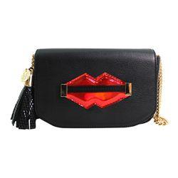 KEITH RED- SHOULDE BAG