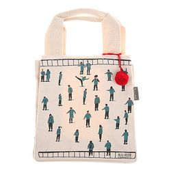 [Talented] ICE SKATERS MINI TOTE