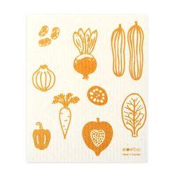 DISHCLOTH 스웨덴 행주 - vegetable