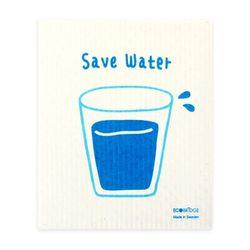DISHCLOTH 스웨덴 행주 - save water