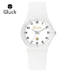 [Gluck] 글륵 행운의 시계 GL1505-WH 본사정품