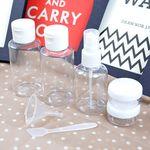 여행용 화장품 향수 샴푸 바디용품 리필 공병세트