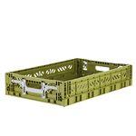 폴딩박스 L olive_Active Lock 11.7cm (손잡이)