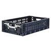 폴딩박스 L navy_Active Lock 15.6cm (손잡이)