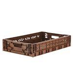 폴딩박스 L brown_Passive Lock 11.7cm