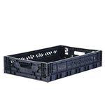 폴딩박스 L navy_Passive Lock 11.7cm