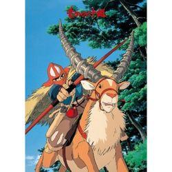 [원령공주]퍼즐108-286 (아시타카와야쿠루)