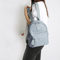 NUEVO CUTE OFFICE LEATHER BACKPACK