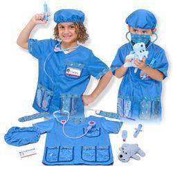수의사 역할 놀이 세트