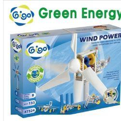 [GIGO] 아이디어 큐브블럭 풍력에너지 WIIND POWER