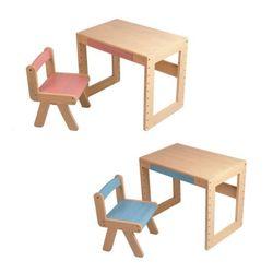 [베이비캠프]워시 유아용 책상과 의자세트