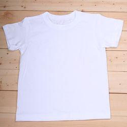 기본형흰색티셔츠(면100) 성인사이즈