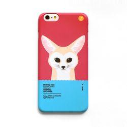 사막여우 멸종위기동물 케이스 아이폰6Plus