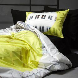 Citron single bedding set
