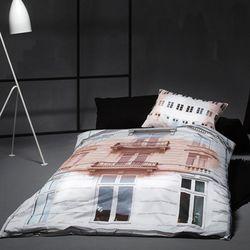 Fersken single bedding set