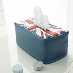 영국 국기 각티슈커버