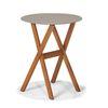 BAN ROUND FOLDING TABLE(반라운드폴딩테이블-그레이)