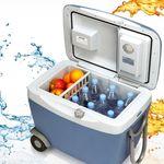 [매직쉐프] 아이스쿨러 45L 냉온장고 차량용 전원포함