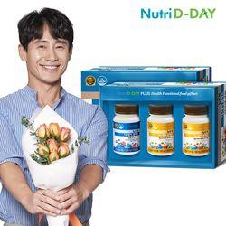 건강선물세트 (비타민2+칼슘1)+쇼핑백
