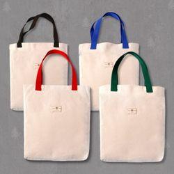 내추럴 에코백 (4color)DIY가방만들기