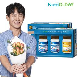 건강선물세트 (비타민1+칼슘2)+쇼핑백