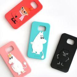 Moomin GalaxyS6 sillicon case