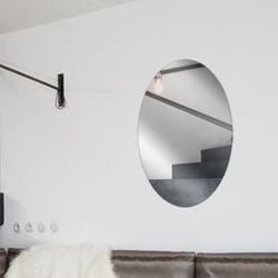 타원형 아크릴 거울 (11x15cm)