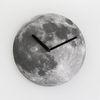 OBJECT CLOCK-MOON