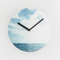 OBJECT CLOCK-SEA