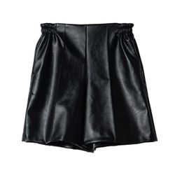 bpb LEATHER PANTS