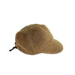 work cap [mustard]