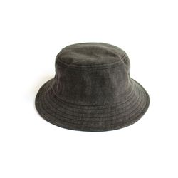 work hat [charcoal]