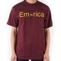 [EMERICA] REPLACEMENT 2 BASIC FIT SS (Maroon)